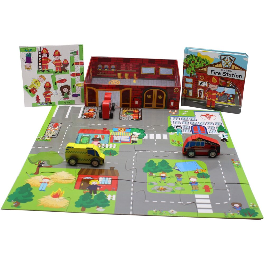 Our Little Fire Station - Bilge Kutu